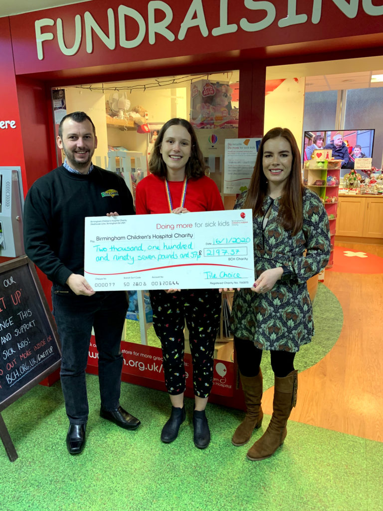 Birmingham Children's Hospital Fundraising